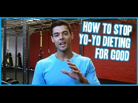 How to Stop Yo-Yo Dieting For Good
