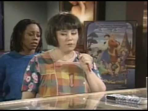 #23 MadTV - Miss Swan at the movies