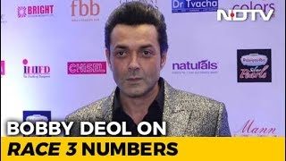 Bobby Deol On The Box-Office Collections & Criticism Of 'Race 3' - NDTV