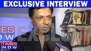 'Indu Sarkar' Row: Madhur Bhandarkar Speaks Exclusively With Times Now - TIMESNOWONLINE