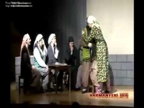 Çanakkale HARMANYERİ-1915 Oyunu / 2006-2007 T.Prizma (Gürdal )