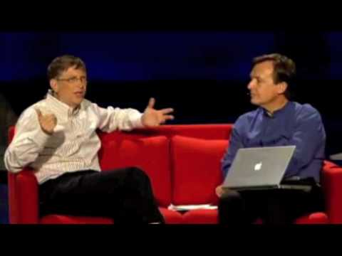 Bill Gates on Overpopulation and Global Poverty