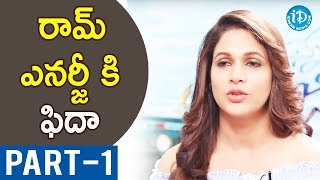 Actress Lavanya Tripathi Exclusive Interview - Part #1 || Talking Movies With iDream - IDREAMMOVIES