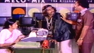 Gopalarao Gari Ammayi Movie Comedy Scenes || Saradhi Double Meaning Dialogues-Chandra Mohan Angry - NAVVULATV