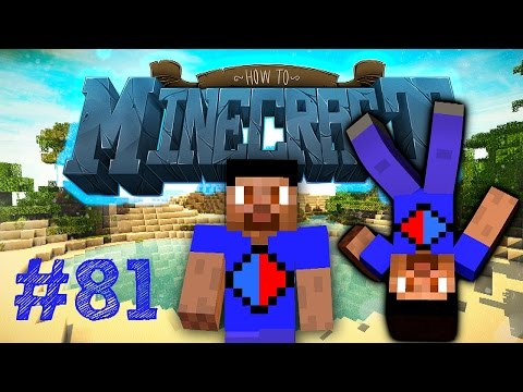 Minecraft SMP HOW TO MINECRAFT #81 'BASE JUMPING TOURNAMENT!' with Vikkstar
