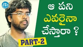 Script Writer P Jaya Kumar Exclusive Interview Part #2 || Saradaga With Swetha Reddy - IDREAMMOVIES
