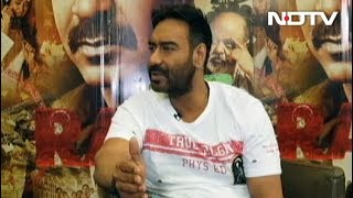 Ajay Devgn Talks About His Choice Of Films - NDTV