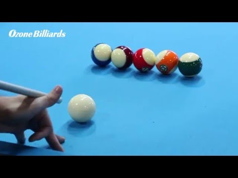 HOW TO do the Split Jump shot | Billiard Tutorials
