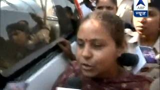 Misa Bharti steps out to vote in Patna - ABPNEWSTV