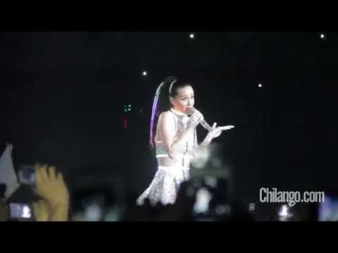 Katy Perry en el Palacio de los Deportes