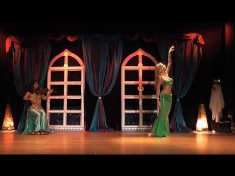 Raqs Sharqi by Mahtab - classic belly dance - مهتاب الرقص الشرقي