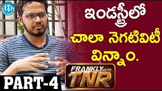 Taxiwala Movie Director Rahul sankrityan Interview Part #4 | Frankly With TNR #137 - IDREAMMOVIES