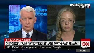 Full interview with Vice News' Elle Reeve - CNN