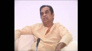 Brahmanandam abut S/o Satyamurthy success - idlebrain.com - IDLEBRAINLIVE