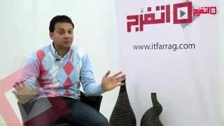 """اتفرج.. حكاية عمرو رمزي مع """"بلاص المش"""""""