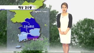 날씨속보 07월 26일 09시 발표