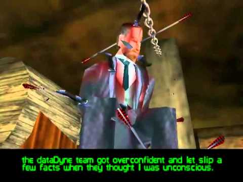 Secret torture cutscene in Perfect Dark