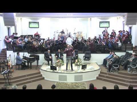 Orquestra Sinfônica Celebração - Homem de Guerra / O nosso general é Cristo - 15 07 2018