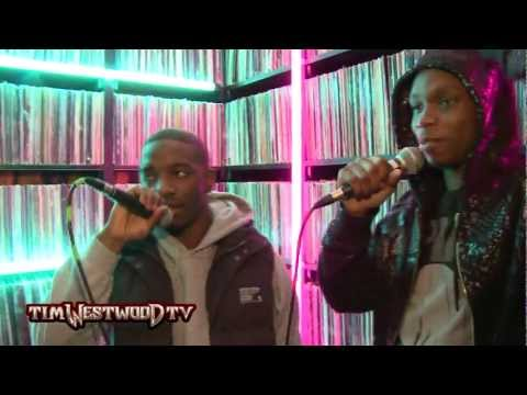 *NEW* Westwood Crib Sessions - Krept &amp; Konan freestyle pt1