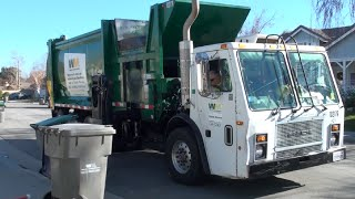 Waste Management Mack Le Mcneilus Afe 102179 Мультиварка