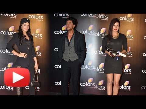 Bollywood Celebs At Colors Awards And After Party - RED CARPET