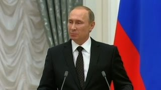 Putin: 'It is better to have a single common coaliti... - CNN