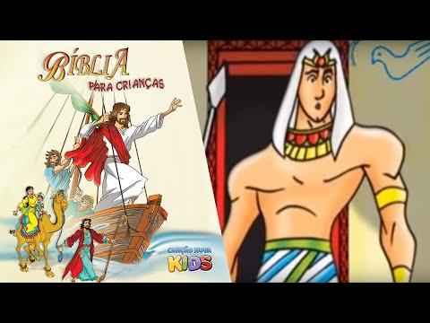 Bíblia para Crianças: José do Egito (Antigo Testamento)