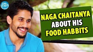 Naga Chaitanya Talks About His Love For Food || #premam || Talking Movies with iDream - IDREAMMOVIES