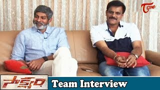 Saakshyam Movie Team Interview | Jagapati Babu | Sriwass | TeluguOne - TELUGUONE