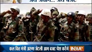 India TV exclusive: Jai Jawaan Jai Budget - INDIATV