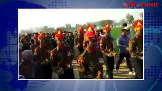 संगरूर:शहीद का हुआ उनके गांव में सनमानो के साथ संस्कार