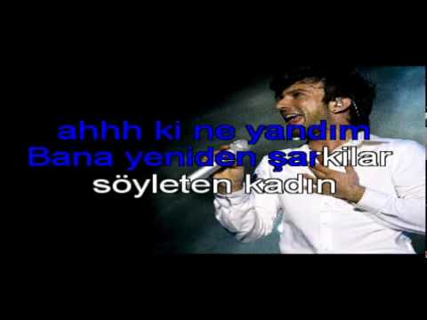 Tarkan Yandim karaoke