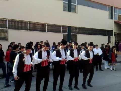 Paradosiakoi  Xoroi Apo thn Anatoliki Romilia Sto A Likio Katerinis - Macedonian Traditional Dances