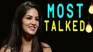 Sunny Leone -- The most talked about celeb on Karan Johar's show