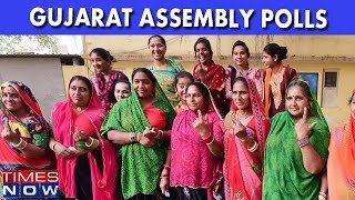 Gujarat Assembly Elections: Citizens To Decide Between BJP And Congress - TIMESNOWONLINE