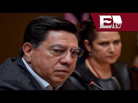 Arraigan a ex gobernador de Michoacán por 40 días / Titulares con Vianey Esquinca