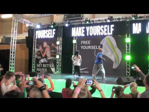 Tony Stone (street dance) - the Nike Blast 2011