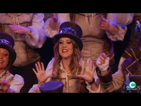 Sesión de Cuartos de final, la agrupación La soñadora actúa hoy en la modalidad de Coros.