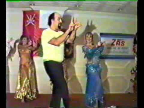 Arabic Dance Teacher