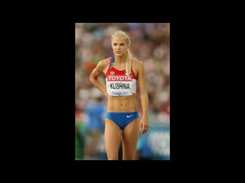 Darya Klishina Дарья Клишина 2011 11  WC Daegu August 27 28th Part 3