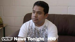 Migrants Are Crossing The Border To Escape Danger At Home Despite Trump's Policies (HBO) - VICENEWS
