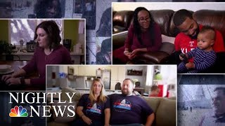 Shutdown: Federal Workers Speak Out About Financial Toll Of Government Shutdown | NBC Nightly News - NBCNEWS