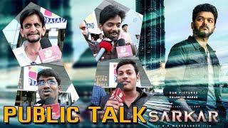 Sarkar Tamil Public Talk || Vijay || AR Murugadoss || Keerthy Suresh || Lyca Productions - IGTELUGU