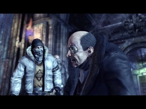 Batman Arkham City - Walkthrough - Part 12 - Gladiator Pit Boss (Gameplay & Commentary) [360/PS3/PC]