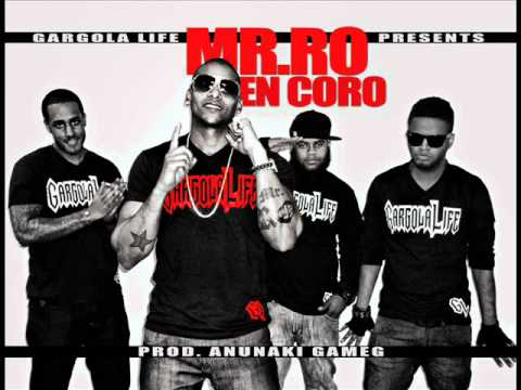 Mr.Ro - En Coro [Merengue 2012]