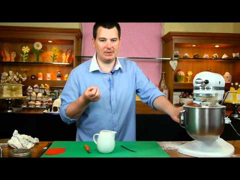 How to Make Buttercream - Cake Decorating with Paul Bradford