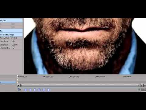 Como mover la boca de una imagen con sony vegas | LOQUENDO