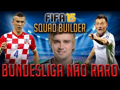 FIFA 15 - SQUAD BUILDER - NÃO RAROS BUNDESLIGA