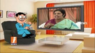 Dada Satires On Purandeswari On Her Press Meet   Pin Counter   iNews - INEWS