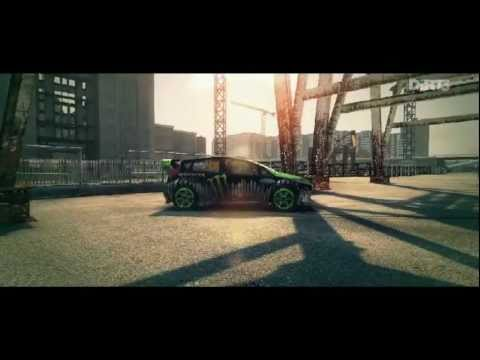 Dirt 3: Stunts and Drifting Montage Part 3